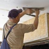 Het plafond van het polystyreen Royalty-vrije Stock Afbeeldingen
