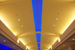 Het plafond van het winkelcomplex Royalty-vrije Stock Foto