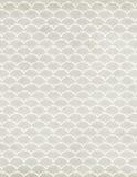 Het plakboekdocument van de Ventilator van het art deco ontwerp Stock Afbeeldingen