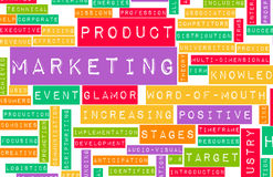 Het Plan van de marketing vector illustratie
