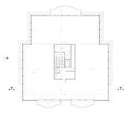 Het Plan van het dak Stock Foto's
