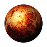 Het planeetvenus, een deel van het zonnestelsel Royalty-vrije Stock Fotografie