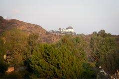 Het Planetarium van Los Angeles Stock Afbeelding
