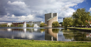 Het Planetarium van Tychobrahe, Kopenhagen, Denemarken Stock Afbeelding