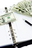 Het plannen van Betalingen Royalty-vrije Stock Afbeeldingen