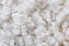 Het plastiek van het schuim. Royalty-vrije Stock Foto