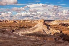 Het Plateau Kazachstan van Ustyurt Stock Fotografie
