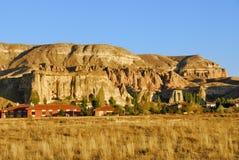 Het platteland van Anatolië, Turkije Royalty-vrije Stock Afbeeldingen