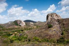 Het Platteland van Brazilië Royalty-vrije Stock Foto
