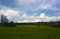 Het Platteland van het Corfekasteel royalty-vrije stock fotografie