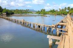 Het platteland van Cuba Stock Foto's