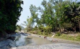 Het platteland van Filippijnen Stock Foto's