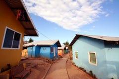 Het platteland van Filippijnen Stock Afbeelding