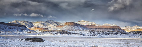 Het Platteland van Utah Stock Afbeeldingen