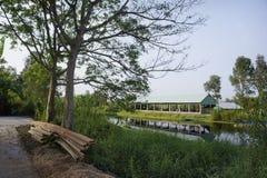 Het platteland van Vietnam Royalty-vrije Stock Foto's