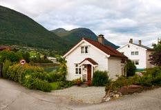 Het plattelandshuisje Stock Fotografie