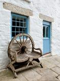 Het Plattelandshuisje van Cornwall Stock Fotografie