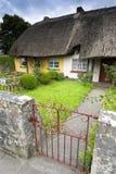 Heritage Cottage in Adare Royalty-vrije Stock Foto's