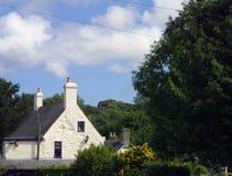 Het plattelandshuisje van het Eiland Wight Royalty-vrije Stock Fotografie