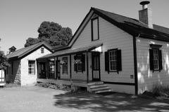 Het Plattelandshuisje van Jack London royalty-vrije stock afbeeldingen