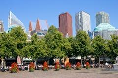 Het Plein Den Haag Stock Images