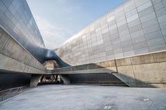 Het Plein van het Dongdaemunontwerp Royalty-vrije Stock Foto's