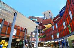 Het pleinwinkelcomplex van Stanley, Hongkong Royalty-vrije Stock Foto's