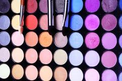 Het poeder van de kleur Stock Foto's