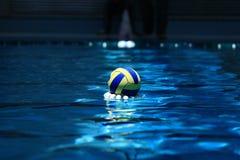 Het polo van het water Royalty-vrije Stock Afbeelding