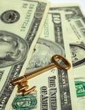 Het ponduitwisseling van de dollar stock foto's