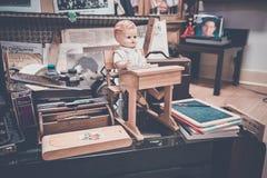Het poppenziekenhuis Stock Foto's