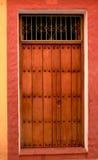 Het Portaal van Cartagena Stock Foto's