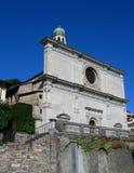 Het portaal van de kathedraal royalty-vrije stock fotografie