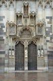 Het portaal van heilige Elisabeth Cathedral royalty-vrije stock afbeeldingen