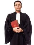 Het portret van de advocaatmens stock fotografie
