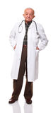 Het portret van de arts Stock Foto