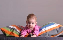 Het portret van de baby Royalty-vrije Stock Afbeeldingen