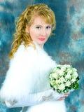 Het portret van de bruid Royalty-vrije Stock Afbeelding