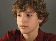Het portret van de jongen Royalty-vrije Stock Foto's