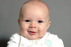 Het Portret van de Jongen van de baby Royalty-vrije Stock Fotografie