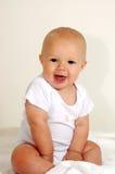 Het Portret van de Jongen van de baby Stock Foto's