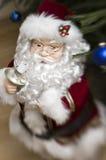 Het portret van de Kerstman Royalty-vrije Stock Foto's