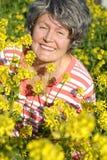 Het portret van de lente Royalty-vrije Stock Afbeelding