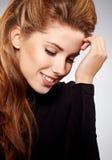 Het portret van de schoonheid Royalty-vrije Stock Fotografie