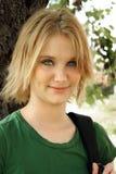 Het Portret van de tiener Stock Fotografie