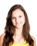 Het portret van de tiener Royalty-vrije Stock Foto