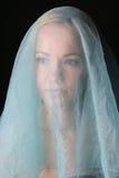Het portret van de vrouw Royalty-vrije Stock Foto's