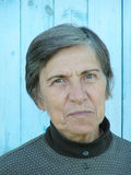 Het portret van de vrouw stock afbeeldingen