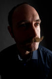 Het portret van Grunge Stock Afbeeldingen