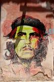 Het portret van Guevara van Che colorfill Royalty-vrije Stock Foto's